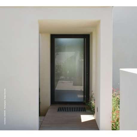 Portes Soléal ouverture extérieure 1 vantail