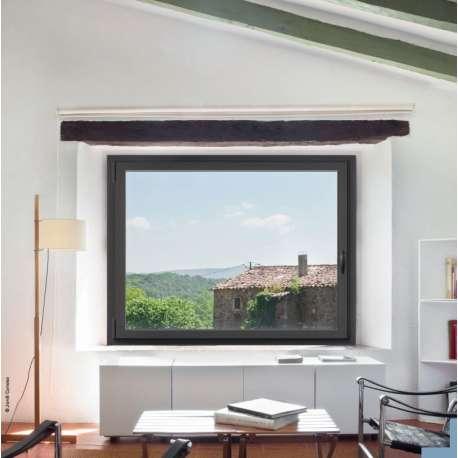 fen tre alu technal sol al minimal 1 vantail. Black Bedroom Furniture Sets. Home Design Ideas